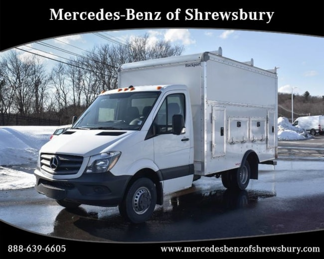 2017 Mercedes-Benz Sprinter Cab Chassis Other Boston