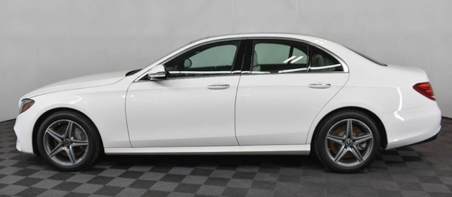 New 2019 Mercedes Benz E Class E 450 4matic For Sale Or Lease In