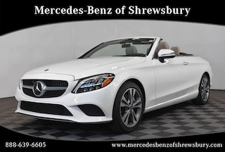 new 2019 Mercedes-Benz C-Class C 300 4MATIC Cabriolet near boston