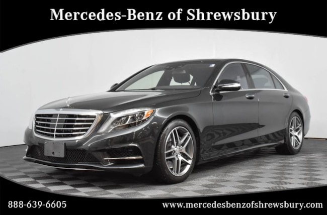 Used 2016 Mercedes-Benz S-Class S 550 Near Natick