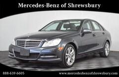 used 2013 Mercedes-Benz C-Class C 300 Luxury Sedan near boston