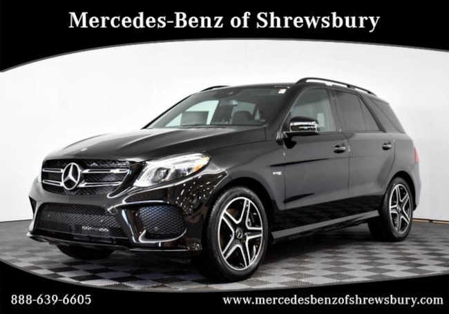 New 2019 Mercedes-Benz AMG GLE 43 4MATIC SUV Near Natick