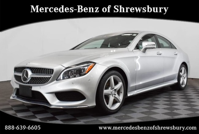 Used 2016 Mercedes-Benz CLS CLS 400 Sedan Near Natick