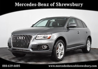 used 2015 Audi Q5 Premium Plus TECHNOLOGY PACKAGE SUV for sale near boston