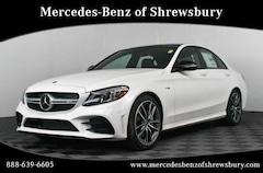 2019 Mercedes-Benz AMG C 43 4MATIC Sedan