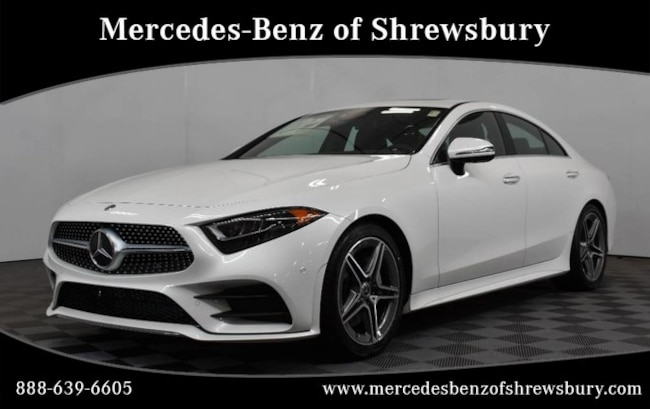 New 2019 Mercedes-Benz CLS 450 Coupe Near Natick