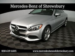used 2017 Mercedes-Benz C-Class C 300 Coupe near boston