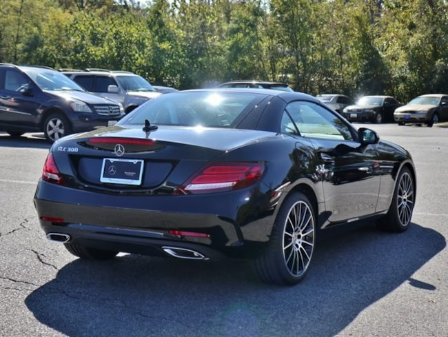 New 2019 Mercedes Benz Slc 300 For Sale Silver Spring Md