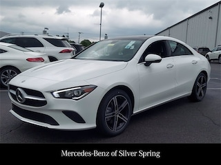 2021 Mercedes-Benz CLA 250 4MATIC Coupe