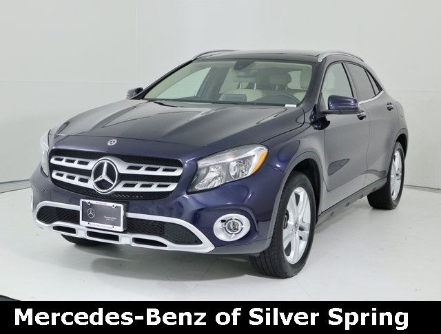 Used 2019 Mercedes Benz Gla Class Gla 250 4matic For Sale Owings