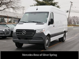 2019 Mercedes-Benz Sprinter 4500 High Roof V6 Van Cargo Van