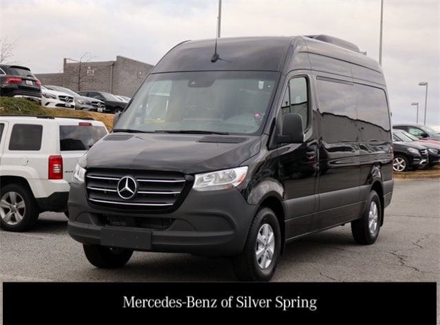 2020 Mercedes Benz Sprinter Passenger Van Configurations