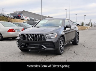 2021 Mercedes-Benz AMG GLC 43 Coupe