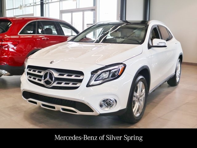 Used 2019 Mercedes Benz Gla 250 For Sale At Mileone Autogroup Vin