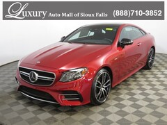 New 2019 Mercedes-Benz AMG E 53 4MATIC Coupe in Sioux Falls