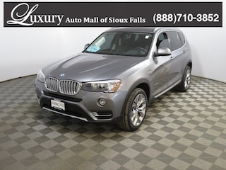 Used 2016 BMW X3 xDrive28i SAV in Sioux Falls