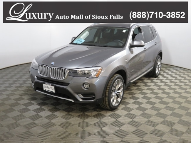 Used 2016 BMW X3 xDrive28i SAV For Sale in Sioux Falls, SD
