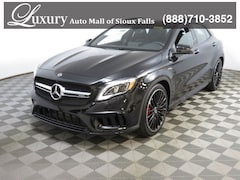 New 2018 Mercedes-Benz AMG GLA 45 4MATIC SUV in Sioux Falls