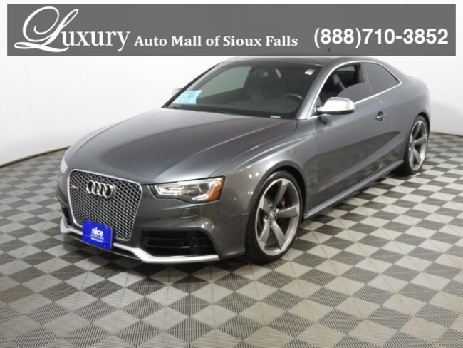 Used 2014 Audi Rs 5 4 2 For Sale In Sioux Falls Sd Vin