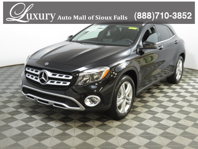 2019 mercedes benz gla 250 for sale in sioux falls sd luxury auto mall of sioux falls. Black Bedroom Furniture Sets. Home Design Ideas