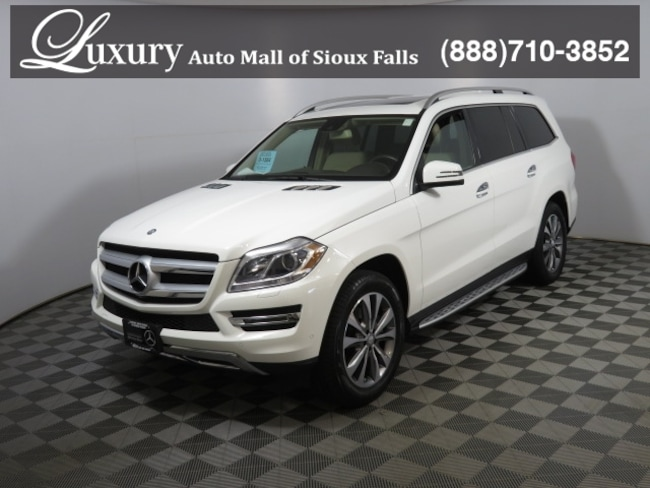Used 2016 Mercedes-Benz GL-Class For Sale at Mercedes-Benz of Sioux