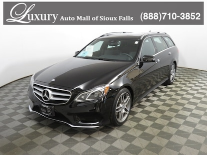Used 2016 Mercedes Benz E Class For Sale Sioux Falls Sd M3921a
