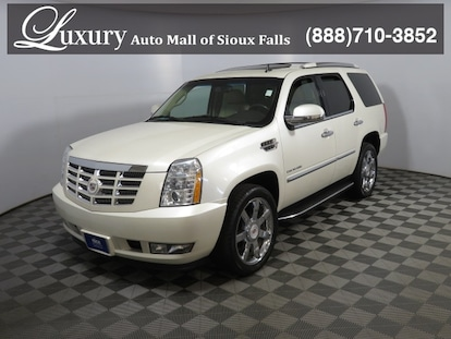 Used 2012 CADILLAC Escalade For Sale | Sioux Falls SD C3341B