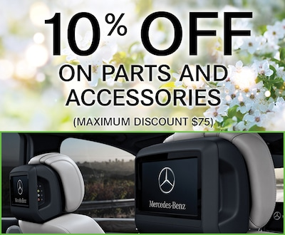 Discount on Parts & Accessories