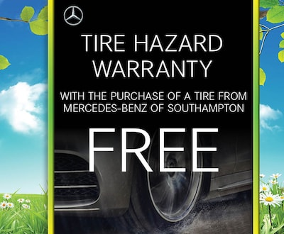 Tire Hazard Warranty