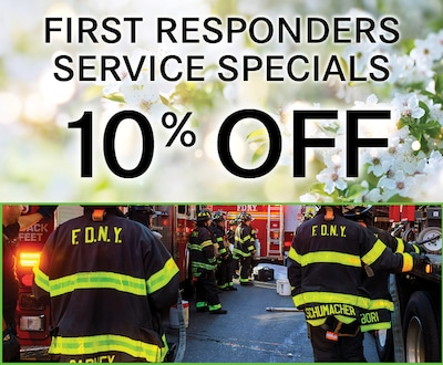 First Responders Service Specials