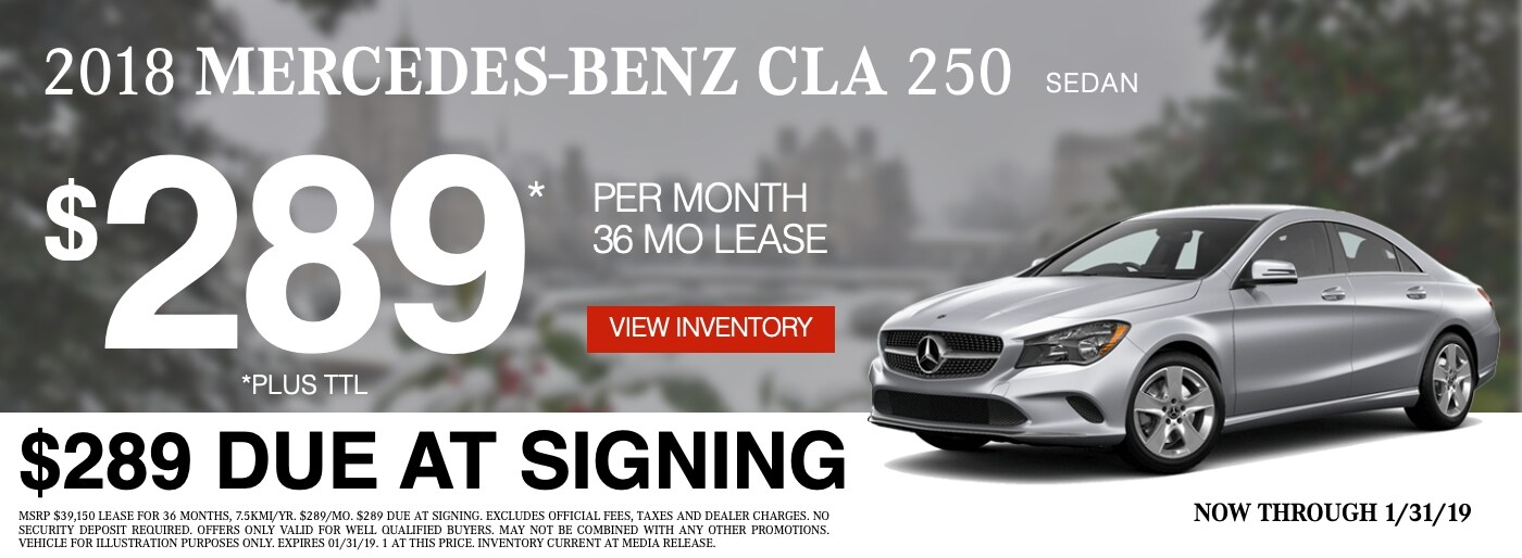 New Mercedes Lease Specials Car Offers Fayetteville Atlanta Ga