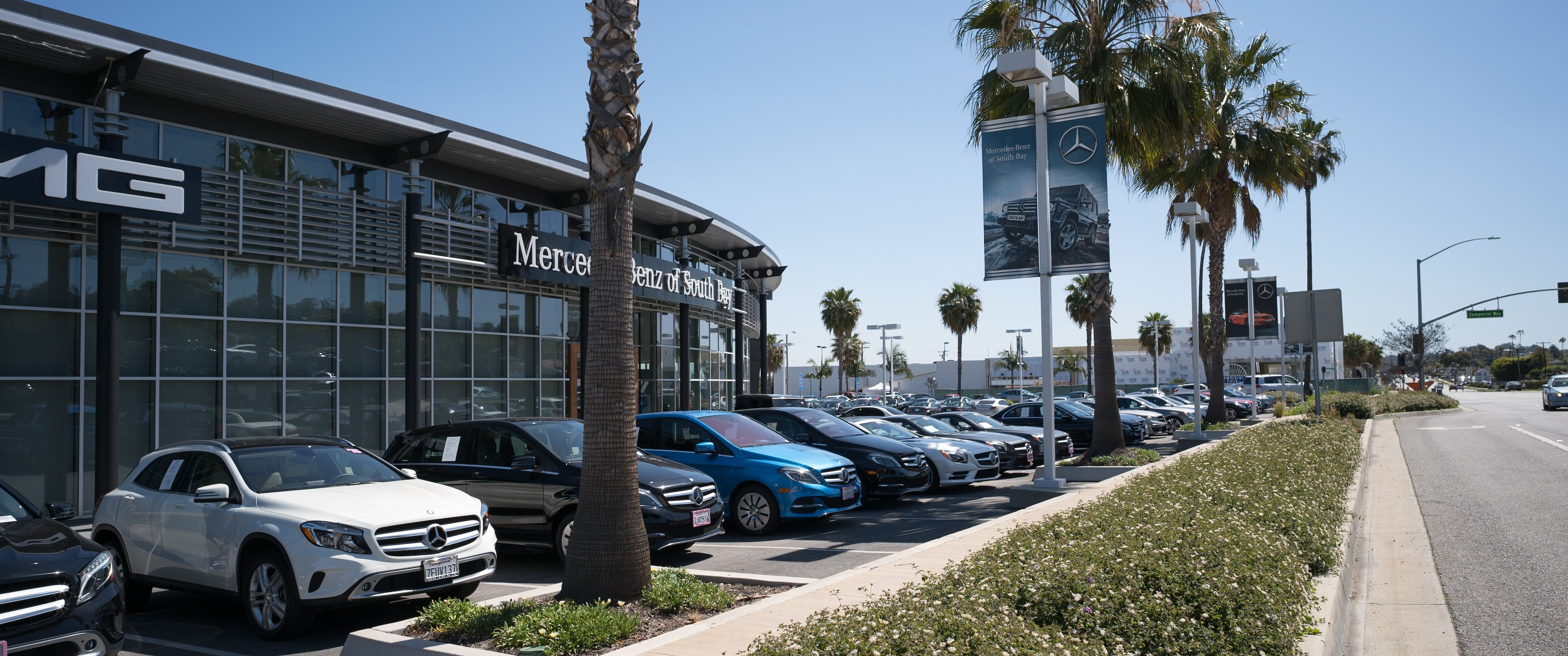 About Mercedes Benz Of South Bay Your Premier Torrance Mercedes