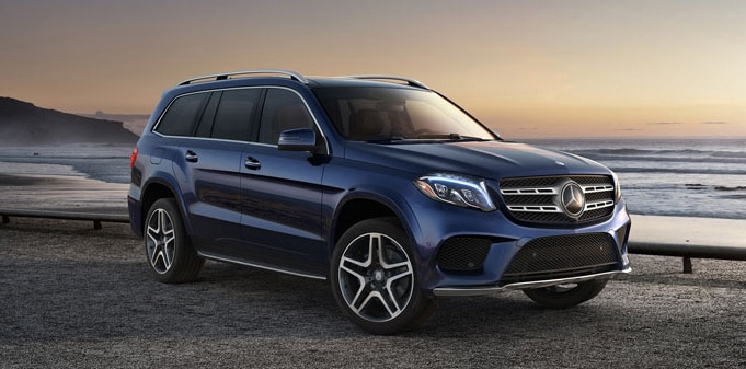 2017 mercedes benz gls class mercedes benz of orlando for Mercedes benz south orlando