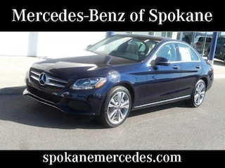 Certified Pre-Owned 2017 Mercedes-Benz C-Class C 300 4MATIC Sedan Liberty Lake, WA