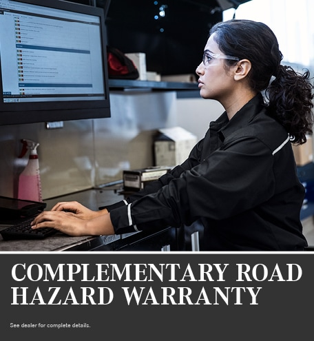 2019 - July Road Hazard Offer