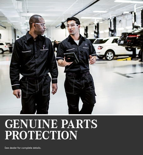 2019 - July Parts Protection Offer