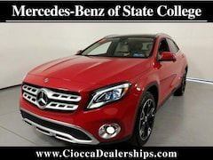 Certified Pre-Owned 2019 Mercedes-Benz GLA 250 4MATIC SUV for sale near you in State College, PA
