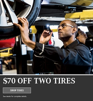 2019 - July Two Tires Offer