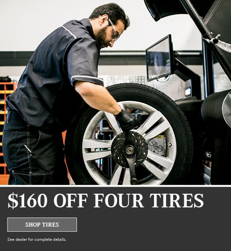 2019 - July Fours Tires Offer