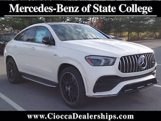 new 2021 Mercedes-Benz AMG GLE 53 4MATIC SUV state college pa