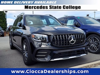new 2021 Mercedes-Benz AMG GLB 35 4MATIC SUV state college pa