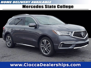 2018 Acura MDX V6 SH-AWD with Advance Packages SUV