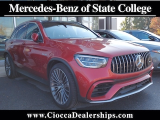 new 2020 Mercedes-Benz AMG GLC 63 4MATIC SUV state college pa