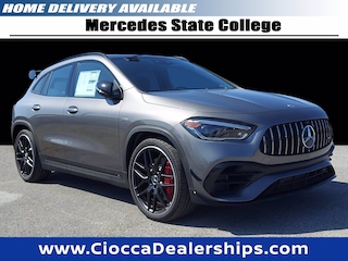 new 2021 Mercedes-Benz AMG GLA 45 4MATIC SUV state college pa