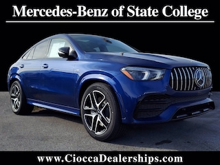 new 2021 Mercedes-Benz AMG GLE 53 4MATIC Coupe state college pa