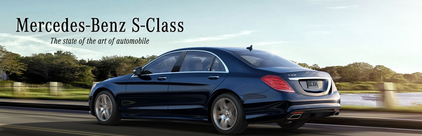 Mercedes benz s class for sale plaza motors west o for St charles mercedes benz dealership