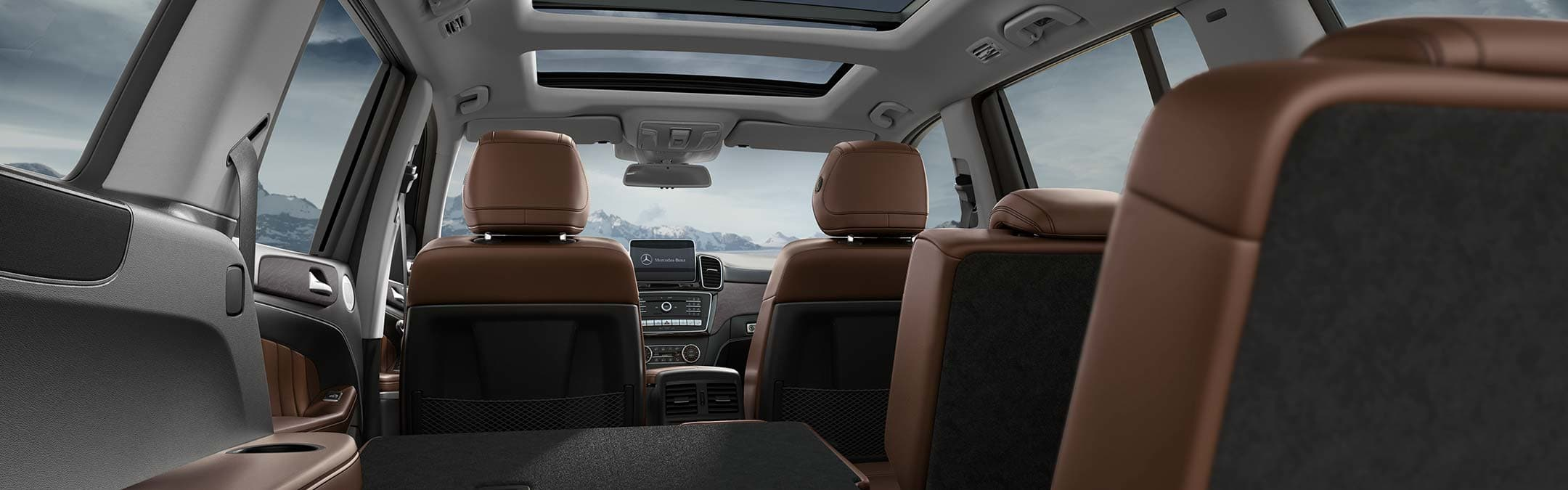 2019 Mercedes GLS Interior