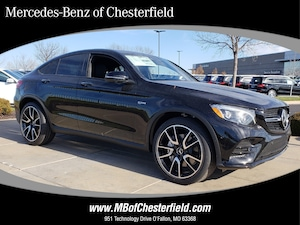 2019 Mercedes-Benz AMG GLC 43 4MATIC Coupe