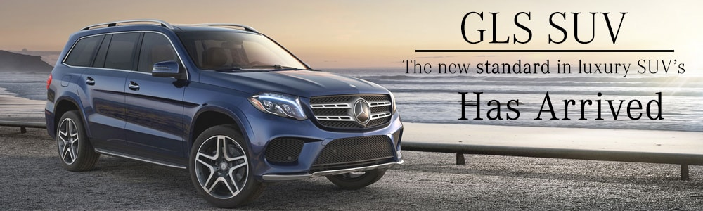 2017 GLS-Class is on the lot at Plaza Motors West