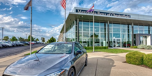 Mercedes-Benz of Chesterfield in O'Fallon
